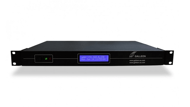 Rackmount Dual Time Server